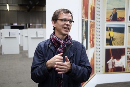 PBM-Initiator Markus Schaden. Foto: Wolfgang Zurborn