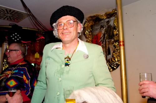 Martin von den Driesch, aus Fotobuch über den Dammer Carneval