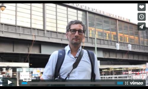 Espen Eichhöfer im Film zur Kampagne