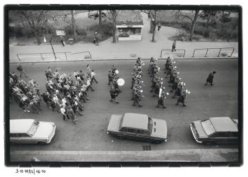 """Jiré Hanke, 3.11.1983, aus """"Blicke aus dem Fenster meiner Wohnung"""""""