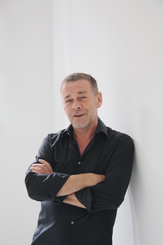 Klaus Kehrer. Foto: Verlag