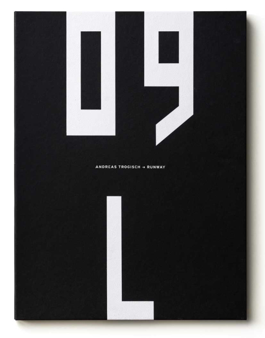 Andreas Trogisch. Runway. (Cover)