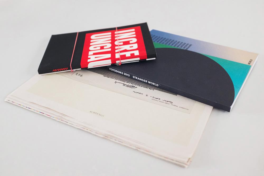 Die bisherigen Kataloge von FotoDoks