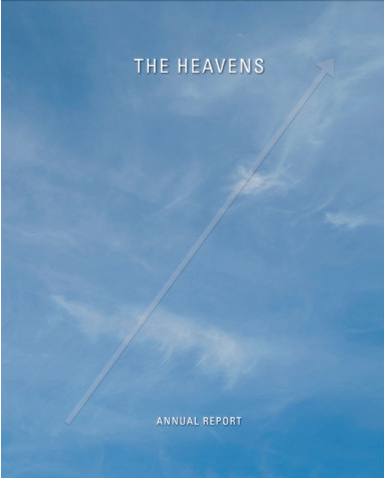 Paolo Woods & Gabriele Galimberti. The Heavens. Dewi Lewis. Stockton, 2015. (Cover)