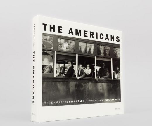 """""""The Americans"""" von Robert Frank in der Ausgabe des Steidl Verlages"""