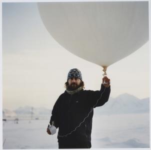 Svalbard, # 2, aus der Serie Svalbard, 2014