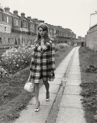 Juergen Teller, Kate Moss, London, 1995