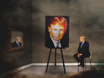 "Leslie Hall Brown, aus ""Not My President"""