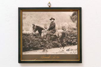 Otto von Bismarck, Lichtdruck von 1890